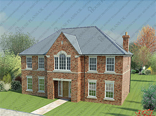 House plans uk architectural plans and home designs for 5 bedroom house plans uk