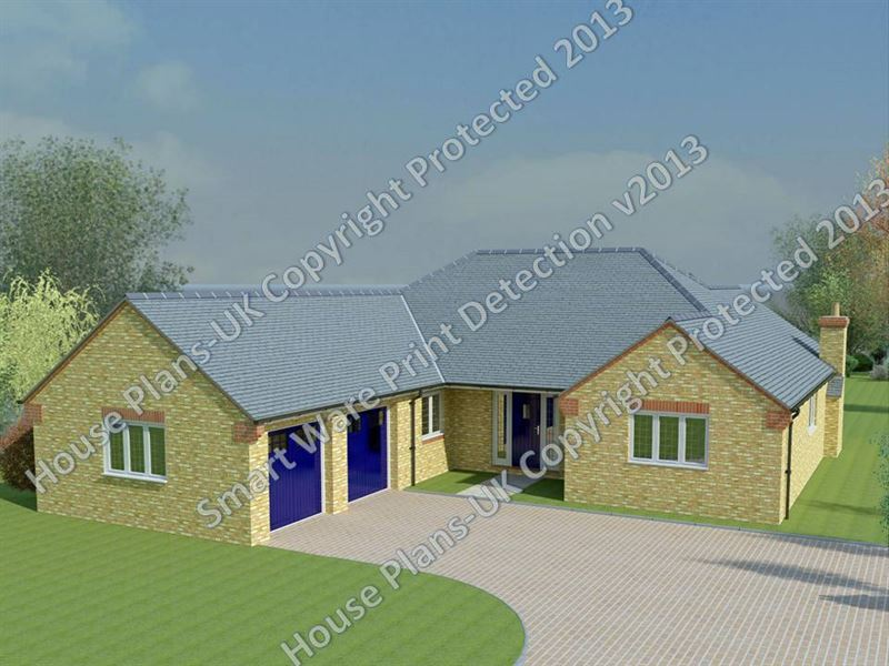 House plans bungalows uk home design and style for House design plans uk