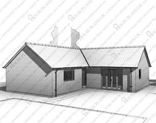 Design 145 3 Bed Bungalow