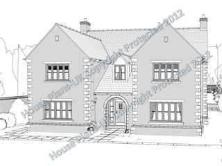 House Plans Uk Architectural Plans And Home Designs 4 5 Bed