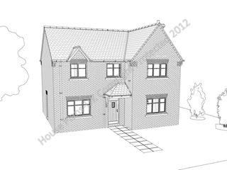 4 bed house plans uk