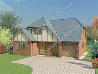 Design no 126 3 Bed House